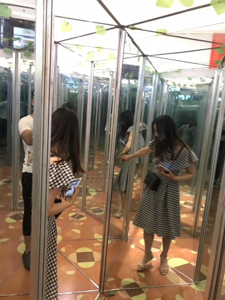 魔幻镜子迷宫出租租赁镜子迷宫供应商