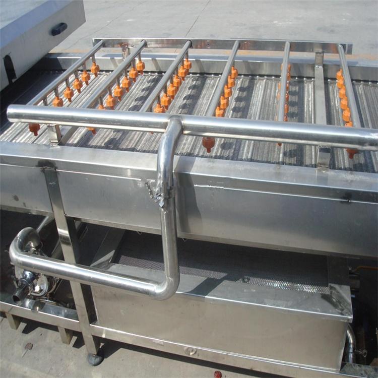 果蔬清洗机、惠鼎机械、喷淋式果蔬清洗机设备