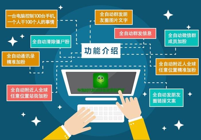 巴中市群控系统、深圳中海时代科技有限公司、微信群控系统