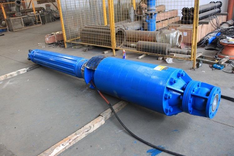 QK型矿用潜水泵对比井用的好用之处