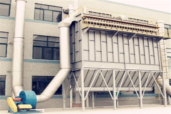 大型家具厂 木工车间粉尘净化器 新迈环保厂家优质服务