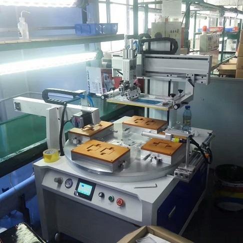 亚克力镜片丝印机、朔州市丝印机、亚克力标牌丝印机