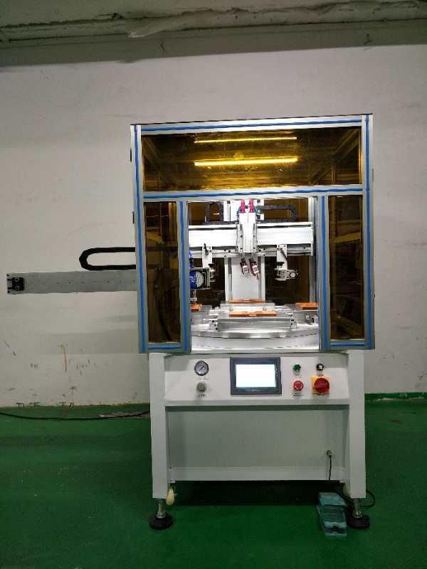塑料袋丝印机手提袋丝网印刷机铝包装袋网印机厂家直销