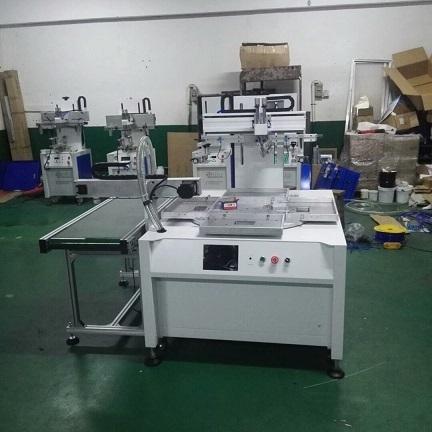 北市区丝印机、大型转盘丝网印刷机、亚克力板丝印机