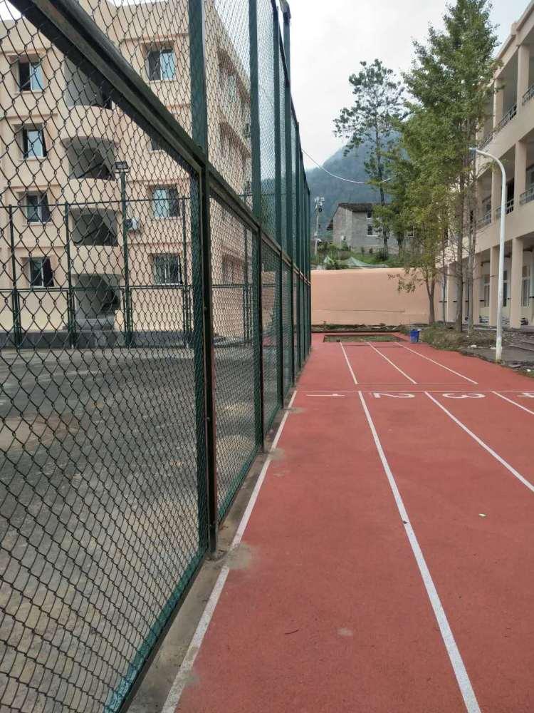 足球场围栏网高度、鑫旺丰、海口市球场围栏