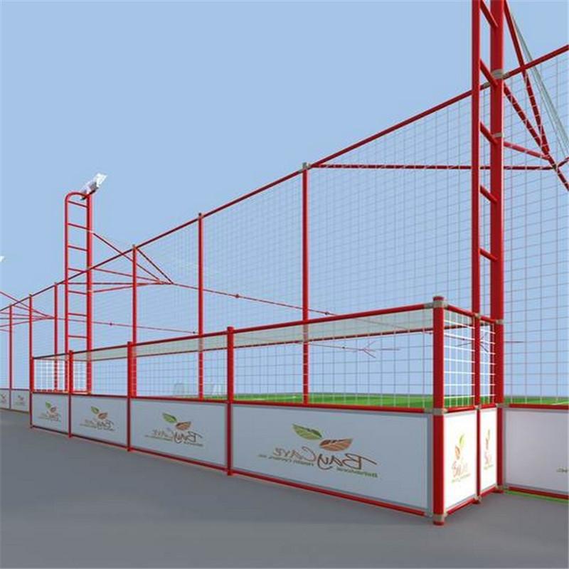 篮球场护栏、球场护栏(在线咨询)、合肥市球场护栏