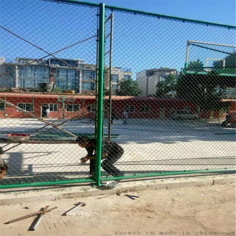 旺丰丝网(图)、户外球场护栏图片、连云港市球场护栏