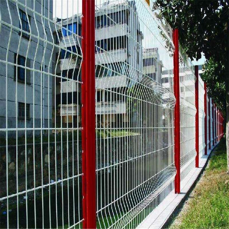 云浮市小区护栏、旺丰丝网、小区护栏设计