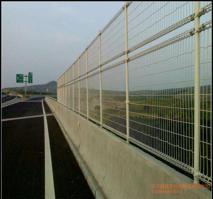 旺豐絲網(圖)、雙圈護欄網、萊蕪市雙圈護欄