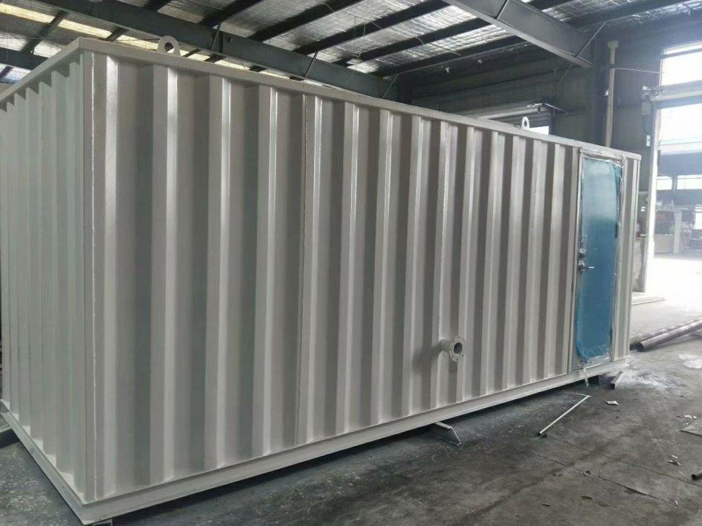 水處理集裝箱,優質水處理設備集裝箱,滄州集裝箱廠家