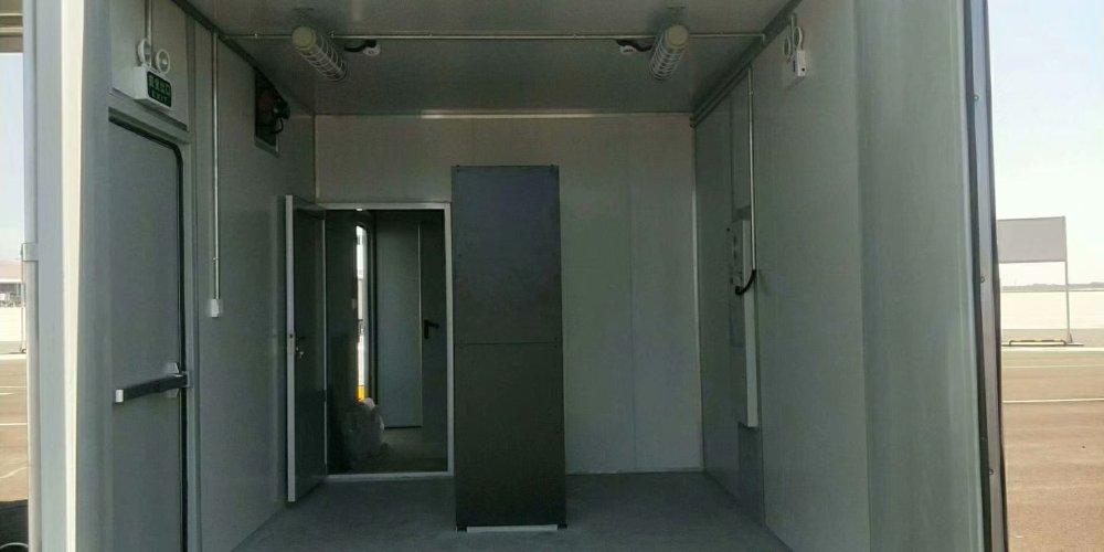 沧州信合按需求定制特种集装箱 电力设备集装箱