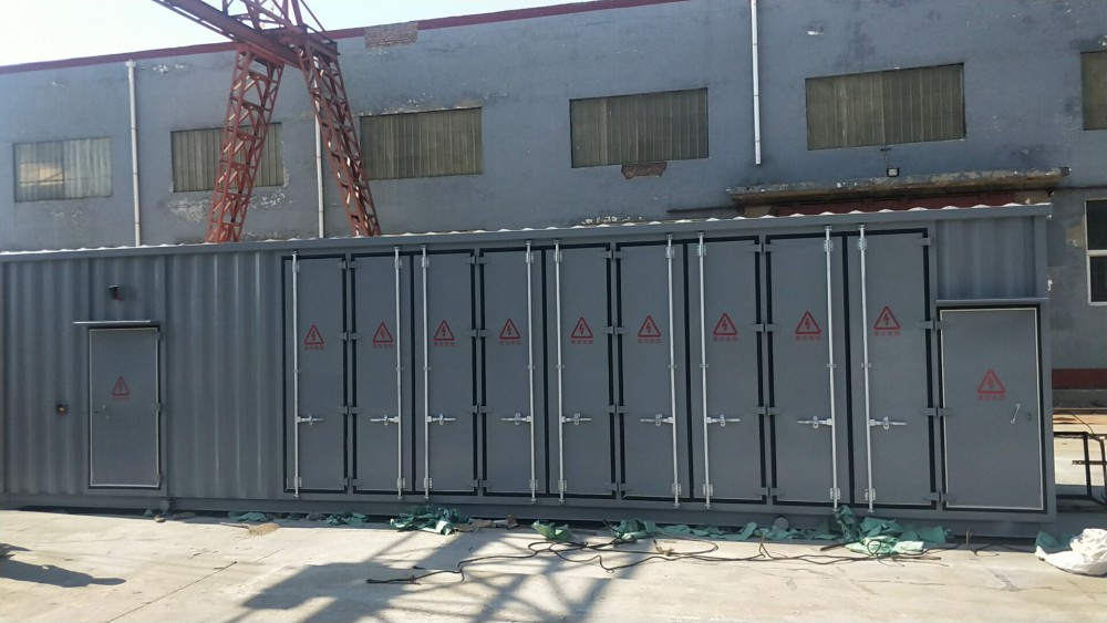 分布式光伏電站預制艙 二次設備預制艙 廠家定制