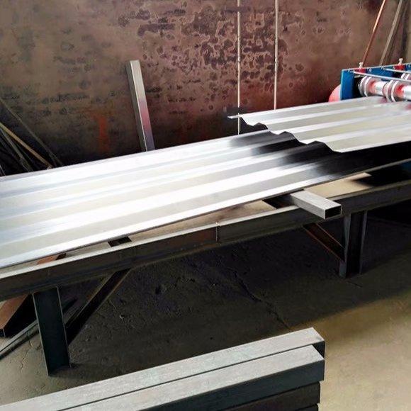 沧州水处理集装箱侧板 集装箱墙板 瓦楞板厂家直销
