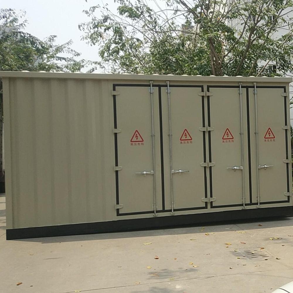 配电柜预制舱 一次二次设备预制舱 集装箱预制舱厂家