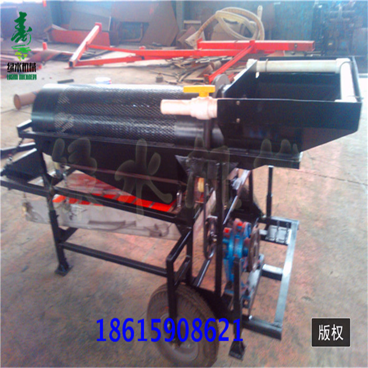 淘金设备、潮州市淘金设备、绿水机械