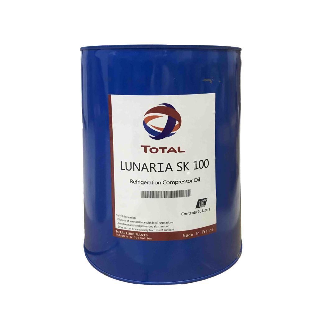 道达尔TOTAL SK100黏度100烷基苯类合成油适用于R134A等