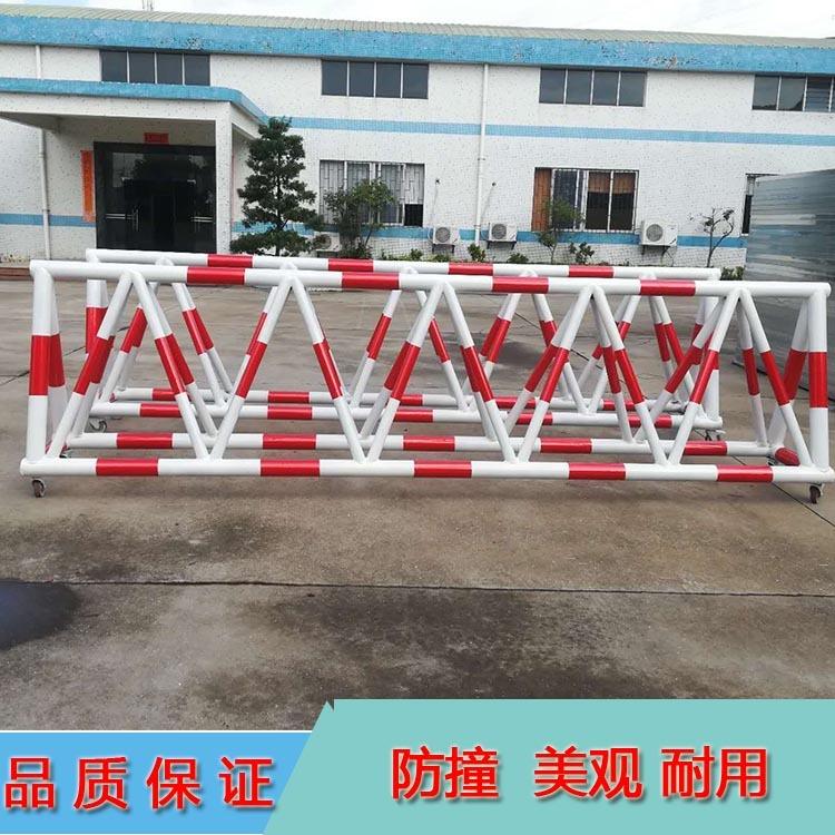 道路拒马护栏 东莞幼儿园门口阻车挡路移动护栏 安全防冲撞围栏