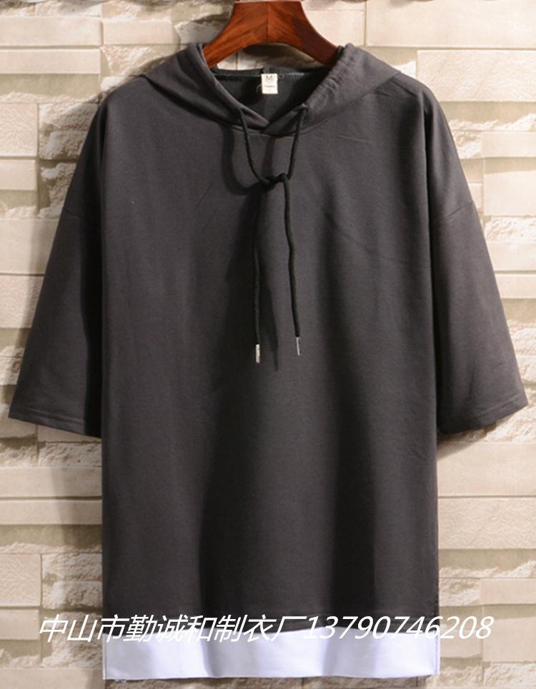 短袖翻領純棉polo廣告衫定做文化衫印字t恤工作衣服定制團體服diy