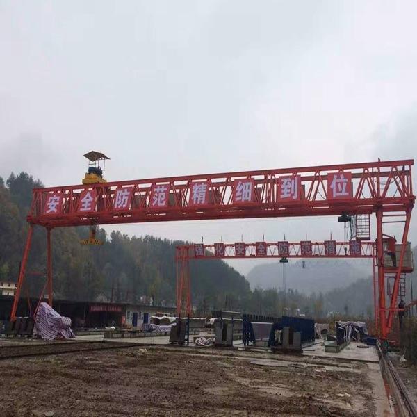 葫芦岛市龙门吊、大桥重工、龙门吊参数
