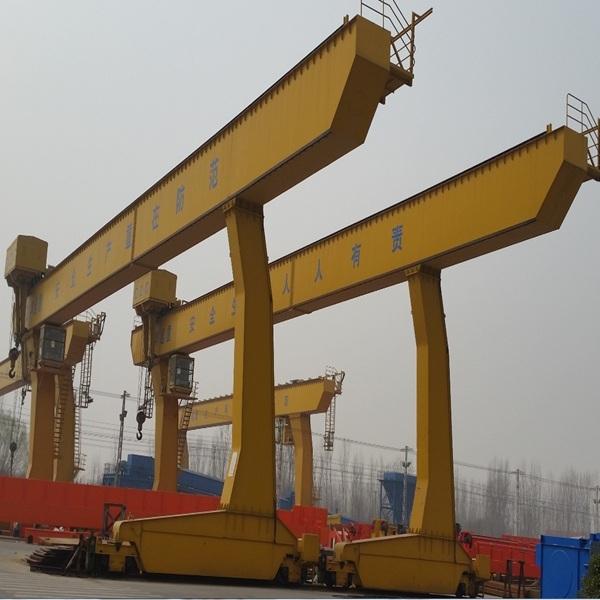 西青区龙门吊、大桥重工、龙门吊型号