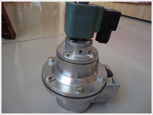 河北双瑞环保DMF-ZM直角带螺母式电磁脉冲阀
