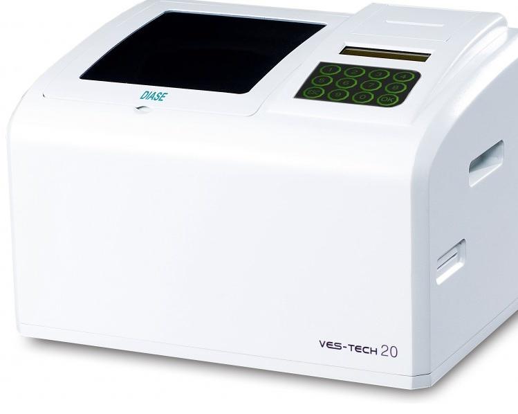 自动化血沉分析仪 VES-TECH20