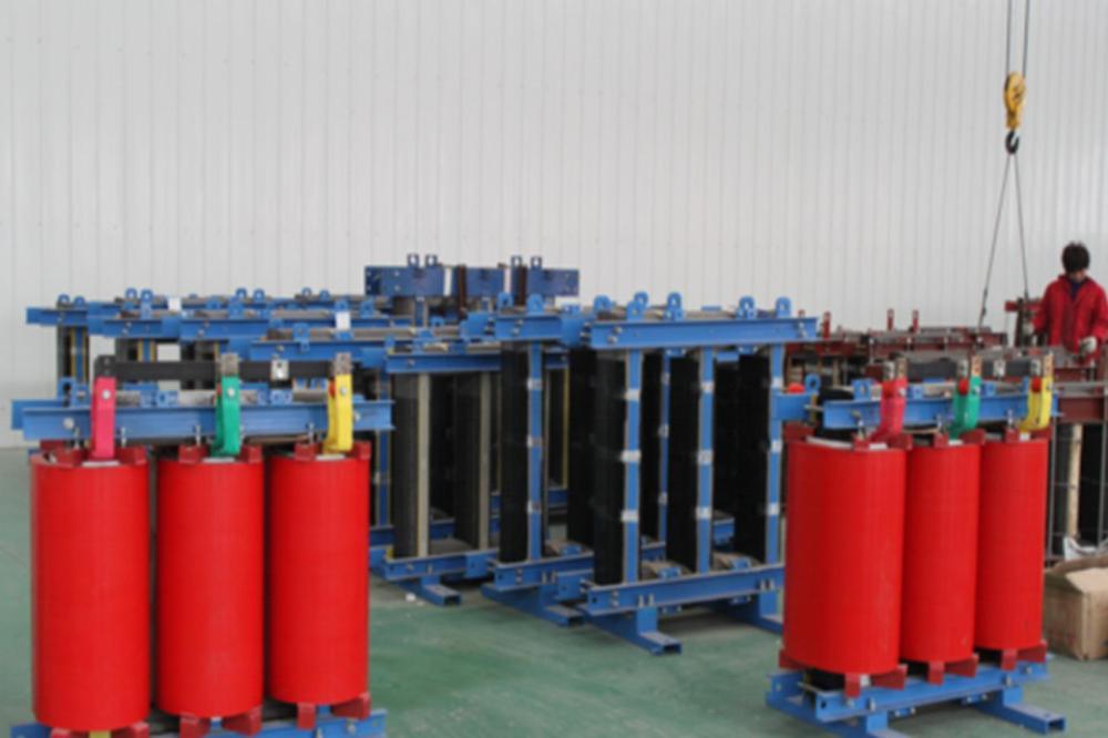 南业SCB10-800KVA干式变压器参数