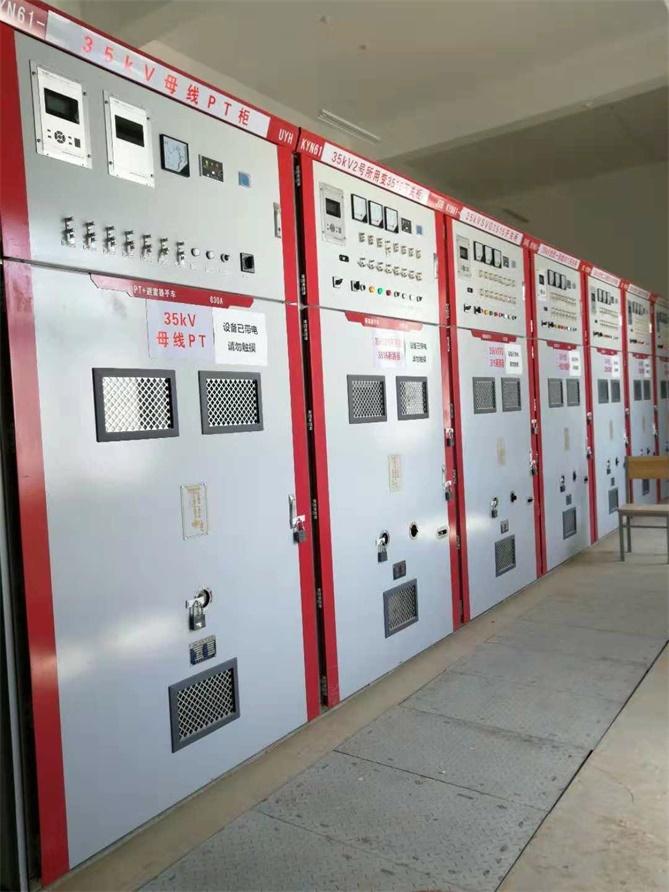 广西桂林35KV高压开关KYN61-40.5厂家