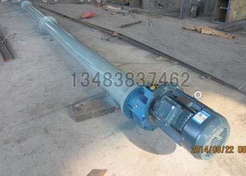 鸿成环保 供应螺旋输送机 管式螺旋输送机 水泥螺旋输送机