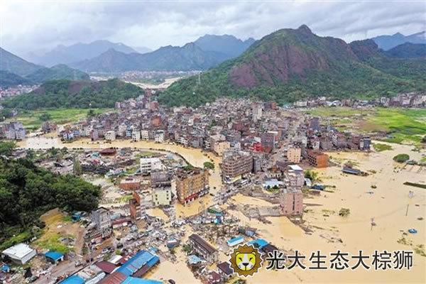 台风过境,伤痕累累,海绵城市建设任重而道远