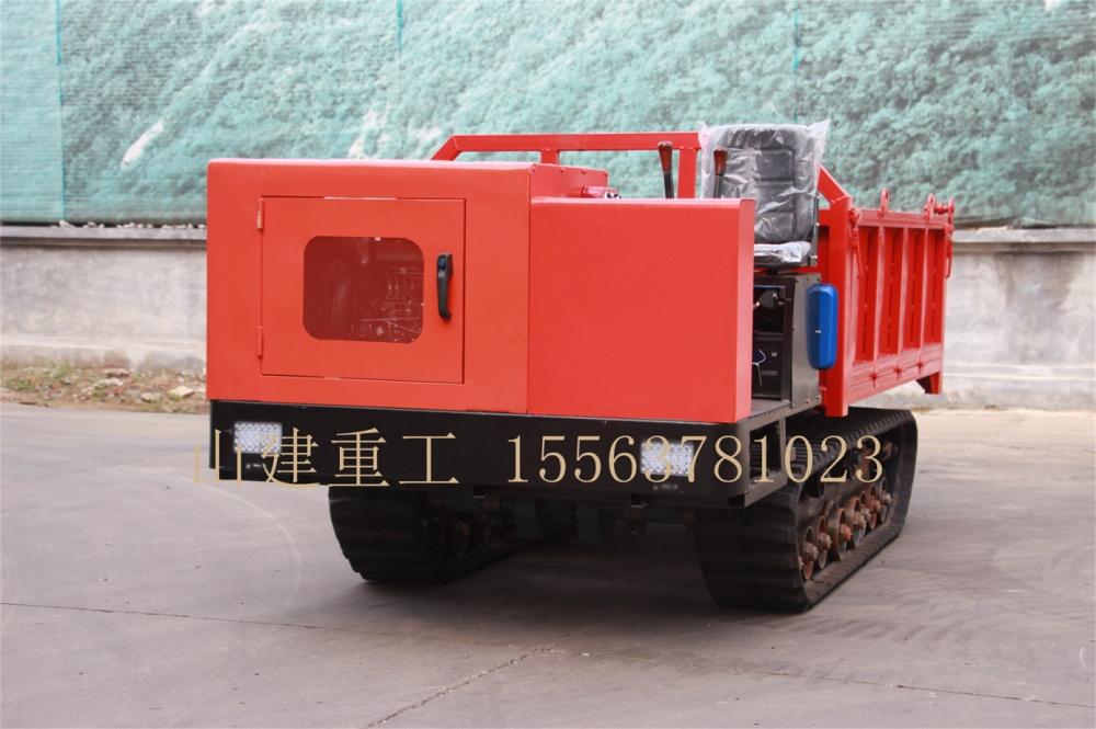 果园履带车、扬州市履带车、山建重工