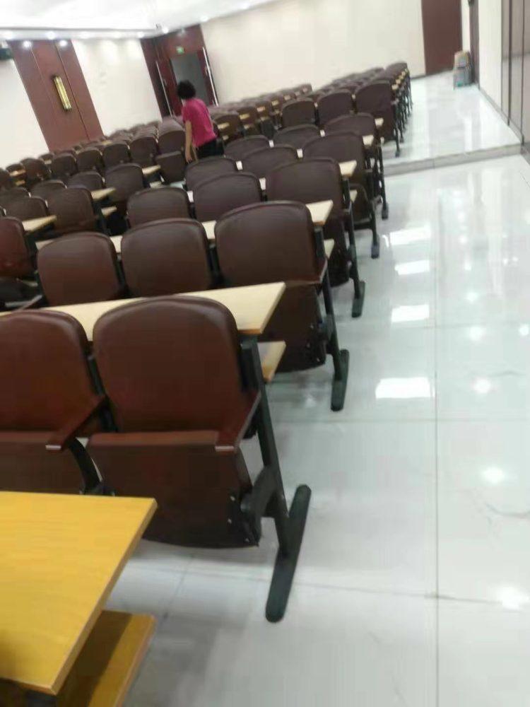 多层板会议厅硬席排椅技术参数