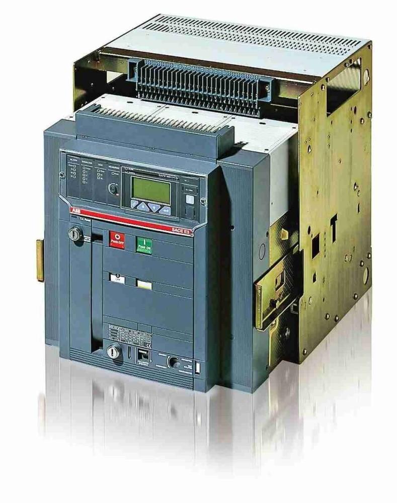 广西 ABB一级代理E3S3200/2500抽屉式框架