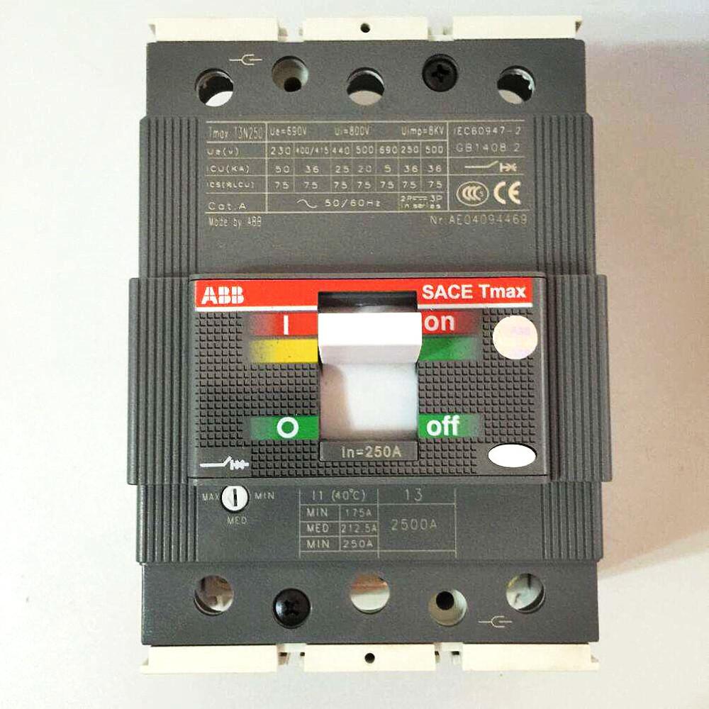 abb tmaxT7S800 PR231塑壳断路器