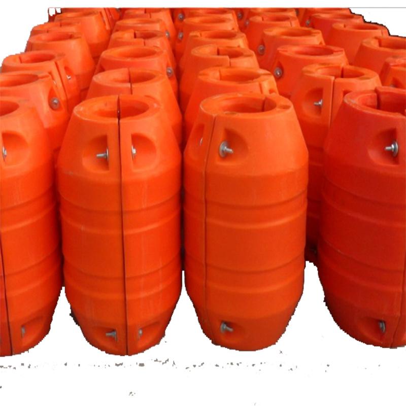 上海拦污筒北京拦河浮筒拦油拦污塑料桶反光浮筒拦污