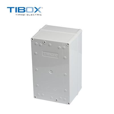 TIBOX防水户外塑料盒 灌胶防水接线盒轨道交通按钮盒