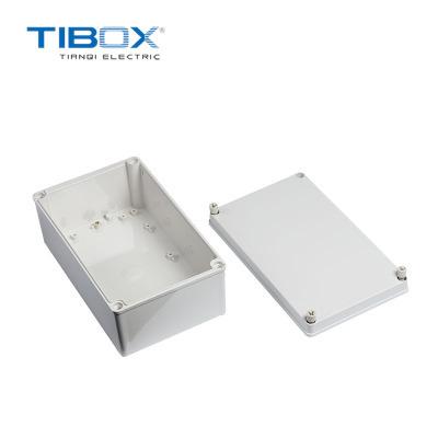 TIBOX热销防水塑料盒 配电箱户外防水仪表盒ABS塑料