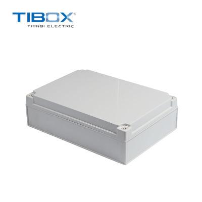 TIBOX热销防水塑料盒  配电箱户外防水仪表盒ABS