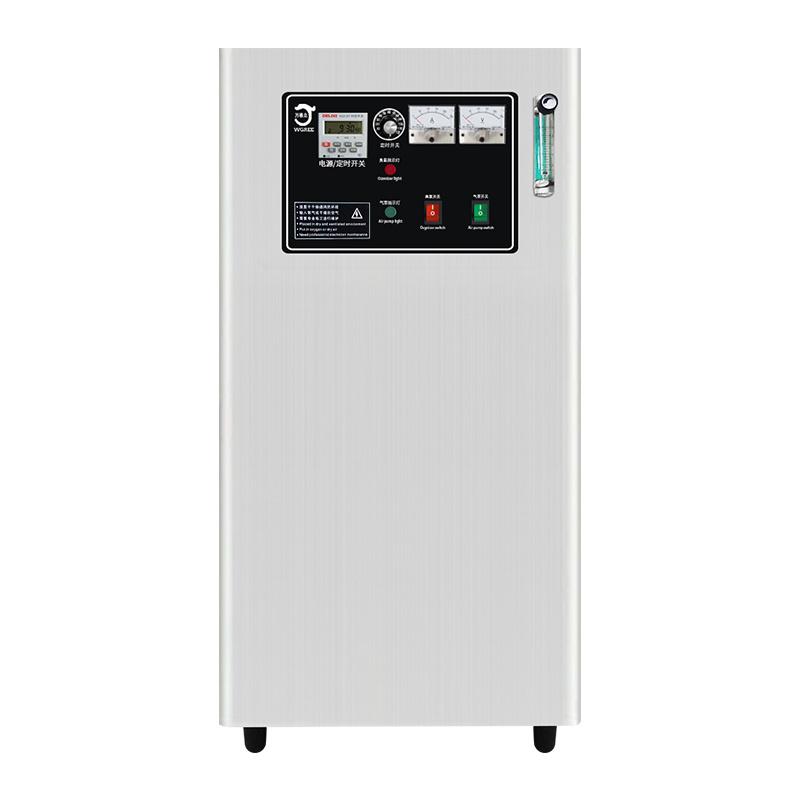 山东工业废气处理30克臭氧发生器空气除味杀菌消毒臭氧发生器厂家
