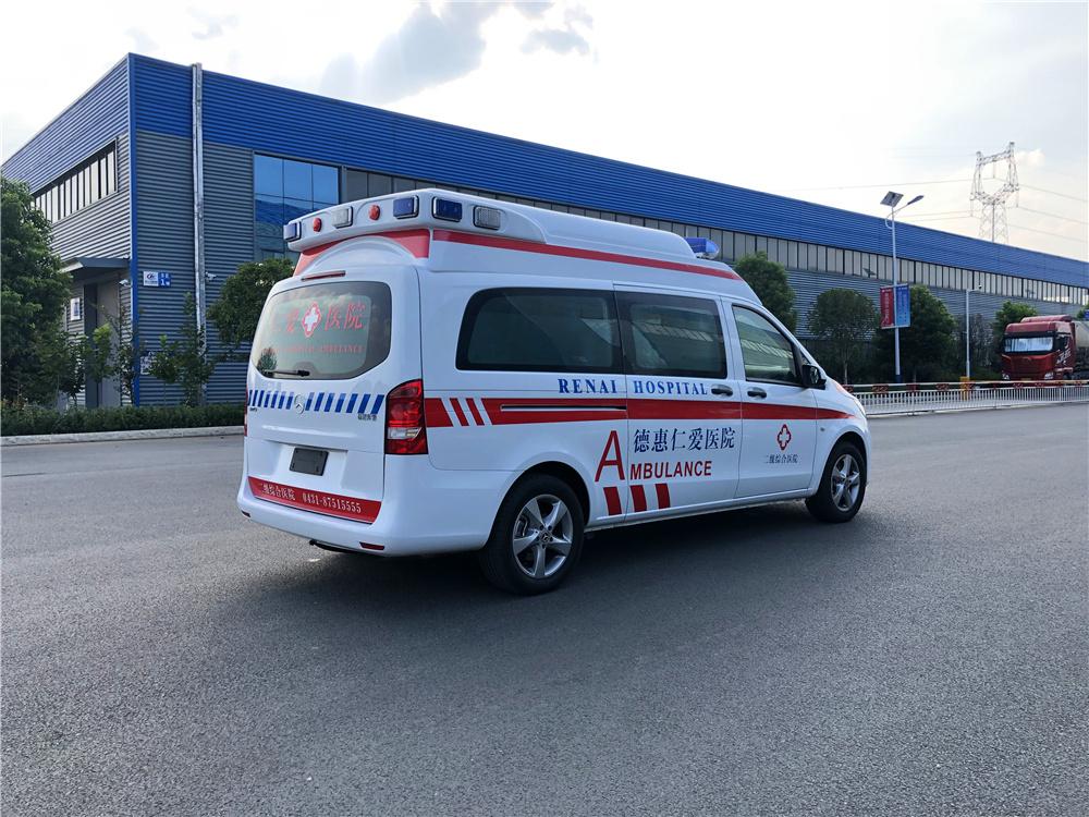 奔驰威霆奔驰救护车、国六救护车(在线咨询)、忻州市奔驰救护车