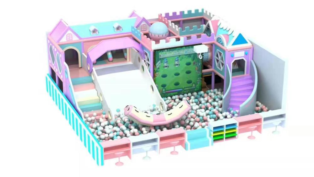 淘气堡安装、抚州市淘气堡、美佳奇游乐设备