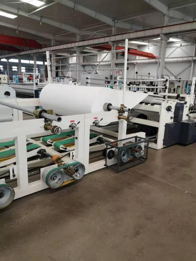 厂家直销卫生纸复卷机-卫生纸机  纸巾机  卫生纸生产设备