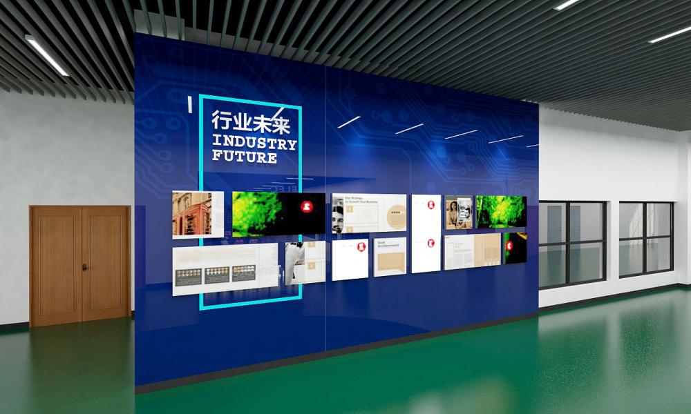 潮州市展厅装修案例设计经验丰富