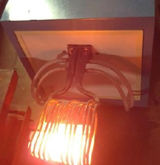 羊眼螺栓、螺母热镦电炉