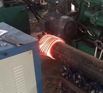 电机转子热装加热电炉