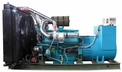 批发商直批560KW上海帕欧柴油发电机组产地现货供应