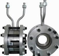 孔板流量计配合各种差压计或差压变送器可测量管道中各种流体的流量