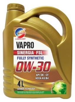 vapro威保0W-20全合成油汽車機油潤滑油