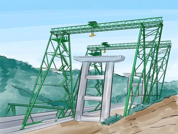架桥机参数、巨人、徐州架桥机