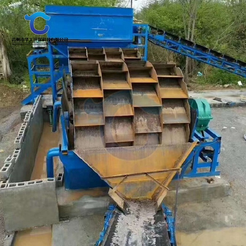 大型山砂洗砂机、华工环保、拉萨市山砂洗砂机